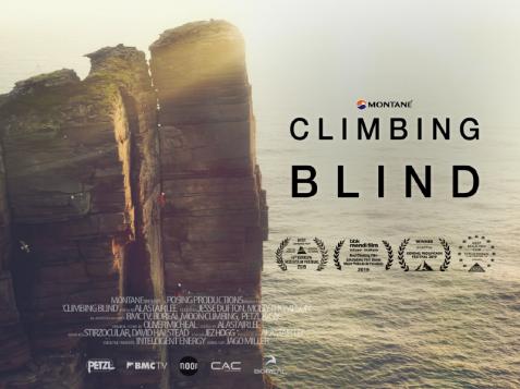 climbing blind MOc Gór